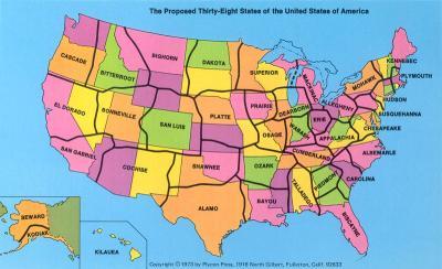 38 states
