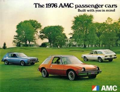 AMC 1976 lineup