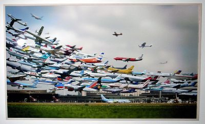 flickr - Busy Airport