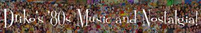 Driko's '80s Music And Nostalgia