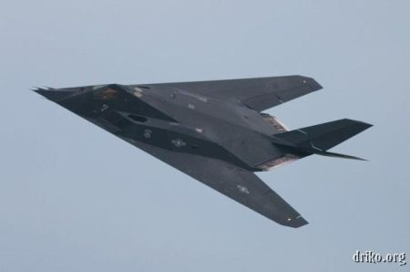 f-117 Stealth Fighter - Andrews AFB 2005