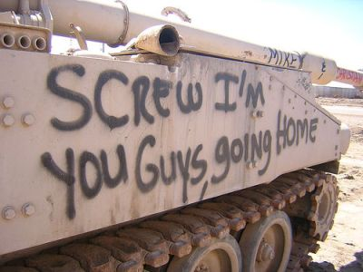 Tank Graffiti - Cartman