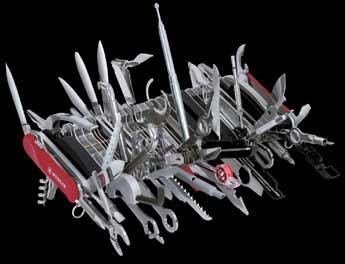 Wenger Knife