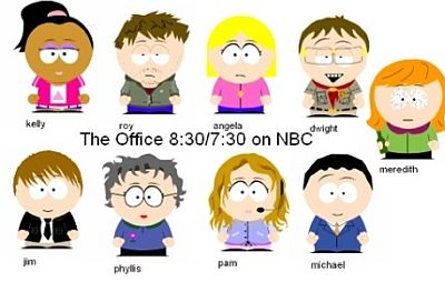 South Park Office