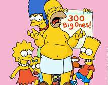 300th Simpsons Episode