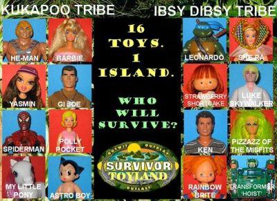 Survivor Toys