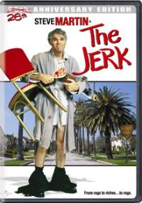 The Jerk DVD