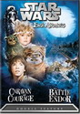 Caravan of Courage / The Battle for Endor on DVD