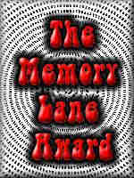 The Memory Lane Award