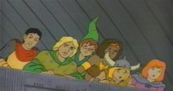 Dungeons and Dragons cartoon