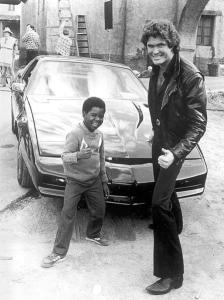 Knight Rider and Gary Coleman