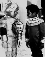 Gary Coleman and Twiki